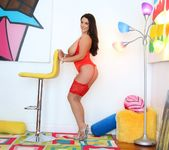 Angela White - Buxom Angela's Jugs And Butt Fucked 8