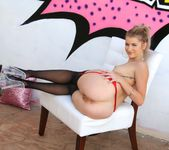 Arya Fae - Ass-Licking Arya's Rectal Reaming - Evil Angel 14