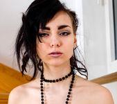 Alice Avreg masturbate on stairs - Magic Legs 6