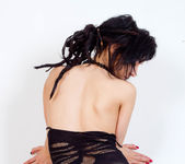 Alice Avreg masturbate on stairs - Magic Legs 13