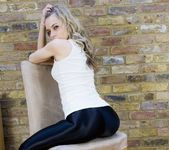 Chloe Toy - Chloe Leggings - Skin Tight Glamour 4
