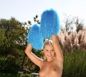 Cheerleader Liliane Tiger Is Fucked in the sun - Private 2
