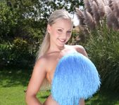 Cheerleader Liliane Tiger Is Fucked in the sun - Private 3