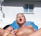 Cheerleader Liliane Tiger Is Fucked in the sun - Private 9