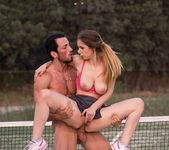 Stella Cox passes On Tennis For Anal Sex - Private 11