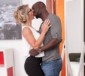 MILF Marina Beaulieu Stars in her first interracial 6