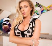 Samantha Saint Gets Blessed With A POV Facial From Jules 15