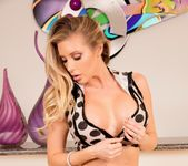 Samantha Saint Gets Blessed With A POV Facial From Jules 23