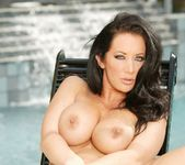 Jayden Jaymes' Creampie Pussy Gets Filled With Jizz 27