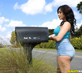 Kitty Caprice - Stealing His Mail - 8th Street Latinas 4