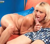 Andi Roxxx - Andi Gets Our Roxxx Off! - 40 Something Mag 13
