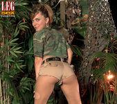 Natalia Jay - Hose Beast - Leg Sex 4