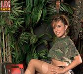 Natalia Jay - Hose Beast - Leg Sex 7