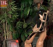 Natalia Jay - Hose Beast - Leg Sex 14