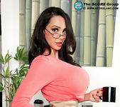 Amy Anderssen - Hittin The Mega-boobed Office Hottie 5