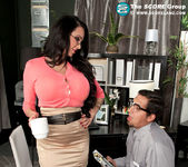 Amy Anderssen - Hittin The Mega-boobed Office Hottie 7