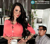Amy Anderssen - Hittin The Mega-boobed Office Hottie 10