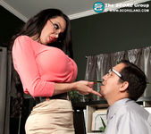 Amy Anderssen - Hittin The Mega-boobed Office Hottie 12