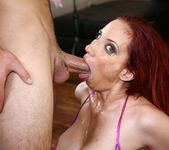Kelly Divine - Throated 11