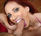 Kelly Divine - Throated 13