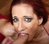 Kelly Divine - Throated 14
