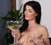 Piss play and drinking for stunning babe - Wet and Pissy 13