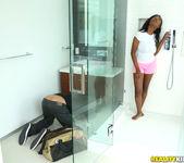 Daya Knight - Shower Surprise - Big Naturals 5