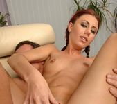 Crystal Crown Double Penetrated 17