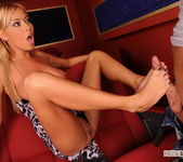 Nikky Blond - Footsie Babes 10