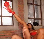 Keisha Kane - Footsie Babes 9
