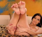 Janelle - Footsie Babes 12