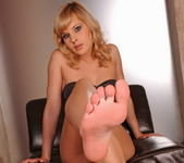 Abbie Cat - Footsie Babes 5