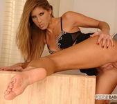 Jennifer Stone - Footsie Babes 9