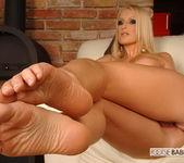 Jasmin - Footsie Babes 12