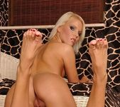 Pink Pussy - Footsie Babes 14