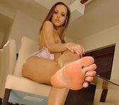Claudia - Footsie Babes 7