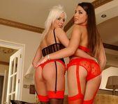 Zafira & Alexis - Footsie Babes 3