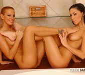 Sandy & Mya Diamond - Footsie Babes 20