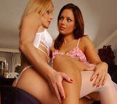 Jo & Szilvia Lauren - Footsie Babes 4