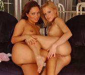 Jo & Szilvia Lauren - Footsie Babes 20