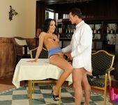 Angelina Wild - Horny Euro Sluts 9
