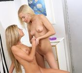 Lesbian Action with Ioana & Lisa - Lez Cuties 12