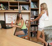 Horny Lesbians Anne & Ioana - Lez Cuties 4