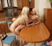 Horny Lesbians Brittany Spring & Arita - Lez Cuties 20