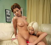 Lesbian Sex with Ingrid & Alexa - Lez Cuties 14