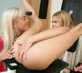 Bethany & Faith Playing Lesbians - Lez Cuties 9