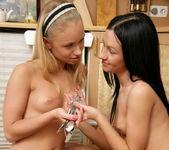 Dirty Lesbians Sasha & Alisa - Lez Cuties 12