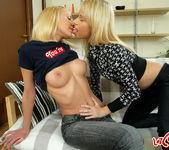Alisa & Questa Toying Lesbians - Lez Cuties 2