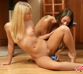 Ally N. & Alisa Eating Each Other Out - Lez Cuties 20