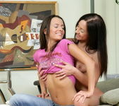 Lesbian Sex with Amber & Tasha - Lez Cuties 6